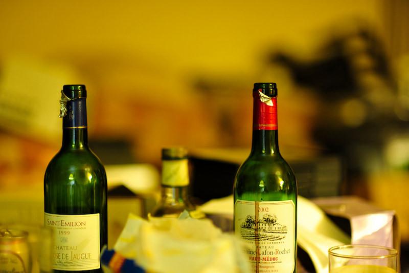 Saint-Emilion and Bordeaux